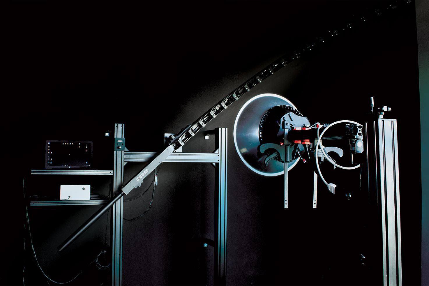 Laboratorio luxi illuminazione